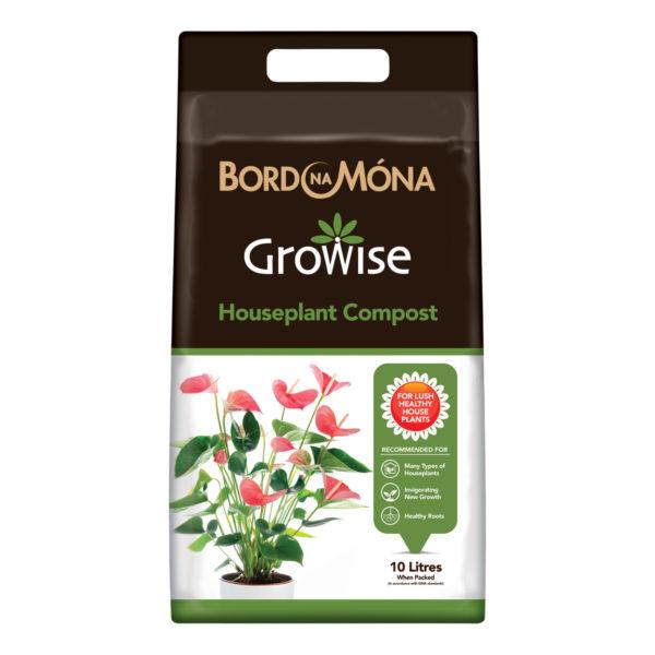 Bord na Mona Growise Houseplant Compost 10L