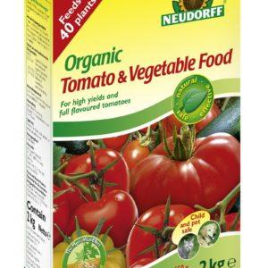 Neudorff Organic Tomato & Vegetable Food 2kg