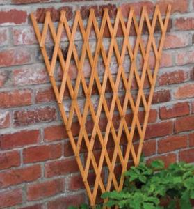 The Good Life 2.4x1.2m Timber Fan Trellis