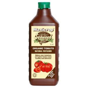 Maxicrop Seaweed Extract plus Organic Tomato Feed 1L