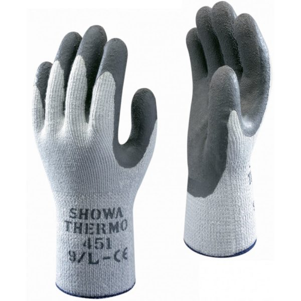 Showa 451 Thermo Grip Insulated Gloves