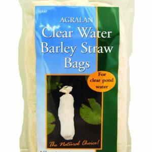 Agralan Clear Water Barley Straw Bags