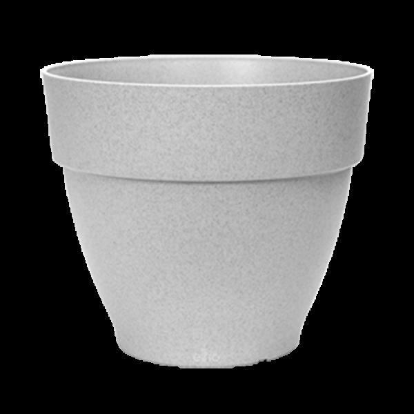 Elho Vibia Campana Round Pot Living Concrete