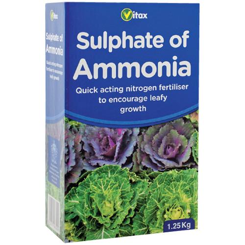 Vitax Sulphate Of Ammonia 1.25Kg