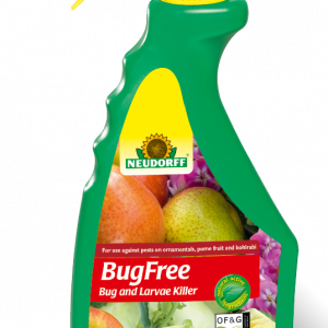 BugFree Bug and Larvae Killer