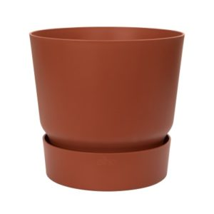Elho Greenville Round Pot Brique