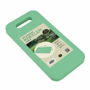 GARLAND RECTANGULAR KNEELER GREEN 40 X 20 CM