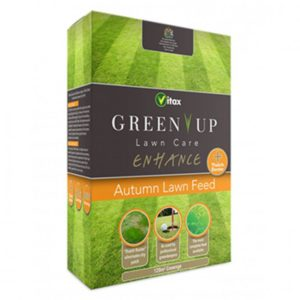 Vitax Green Up Enhance Granular Autumn Lawn Feed