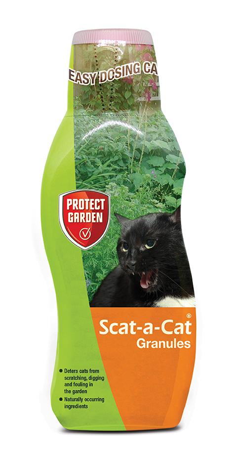 Bayer Garden Scat-a-Cat Granules