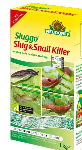 Neudorff Sluggo Slug and Snail Killer