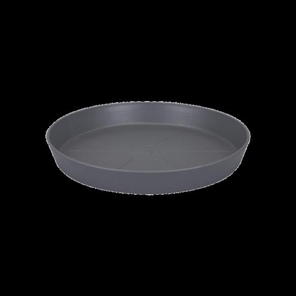 Loft urban saucer round anthracite 14cm