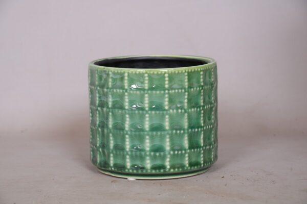 K.10cm(x10)3094 green square
