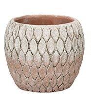 Ceramic marrakesh orange