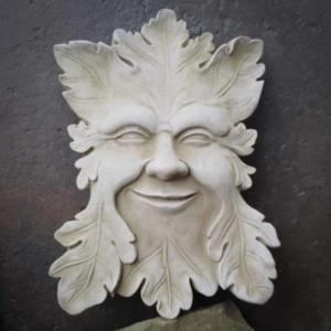 Smiling Greenman