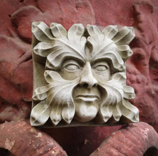 Square Greenman A