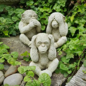 Monkey Set of 3