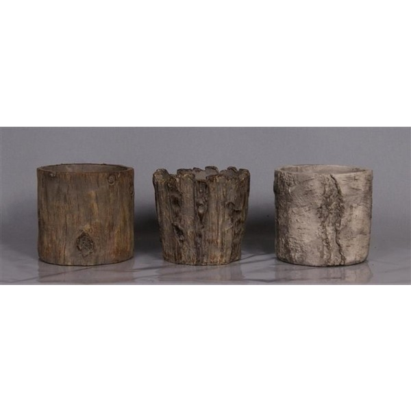 Ceramic trunk