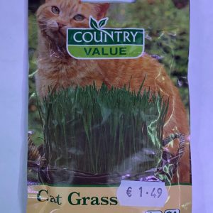 Country Value cat grass seeds