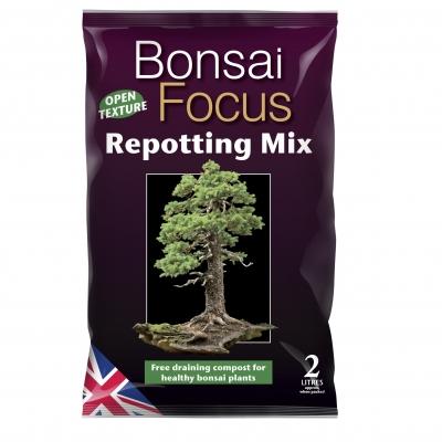Bonsai Focus Repotting Mix 2 L