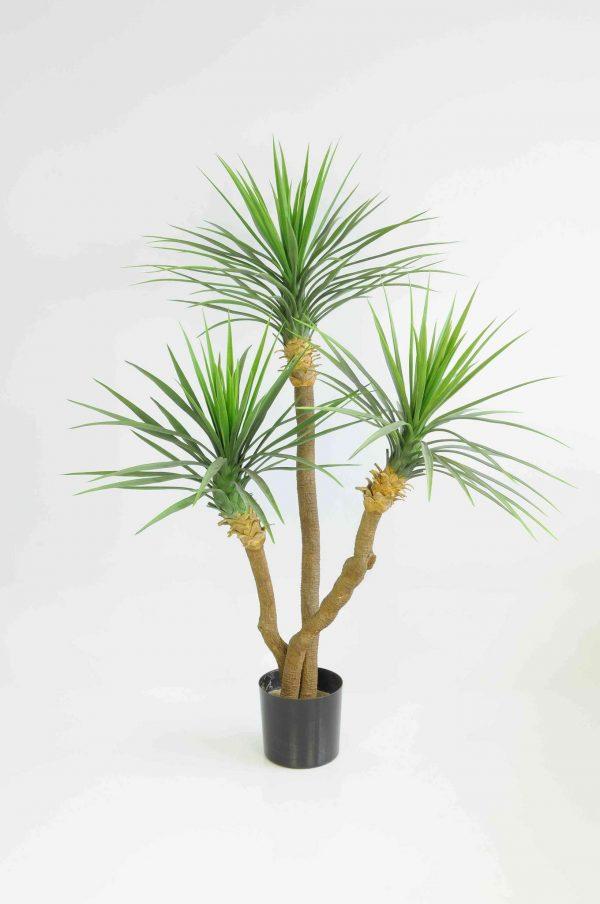 Artificial Yucca rostrata X3 Heads 120cm