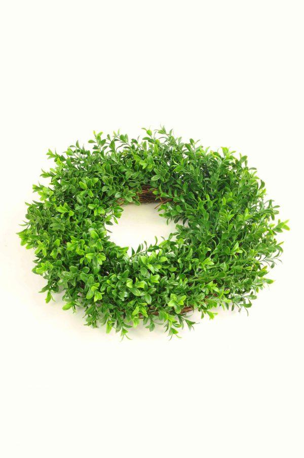 Wreath Boxwood