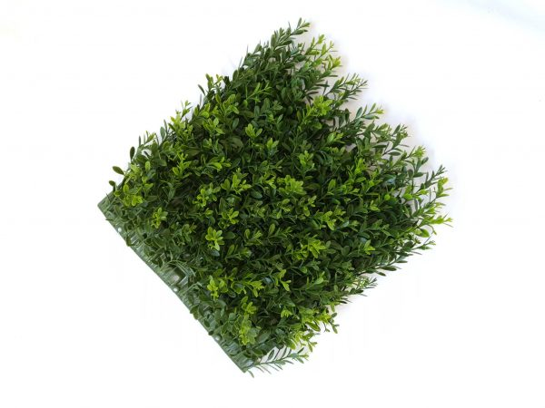 Artificial Green Day Leaf Tile