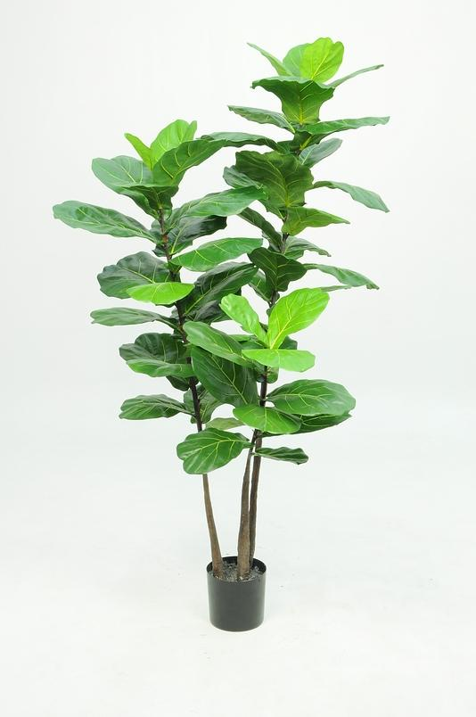 Artificial Fiddle Leaf Fig X3 Heads