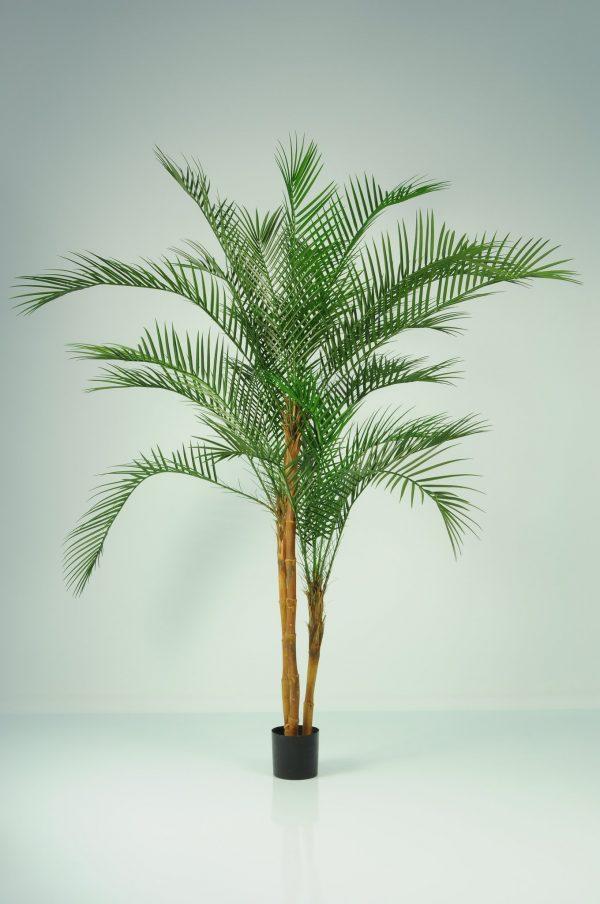 Artificial Phoenix Palm X3 Plastic Leaves