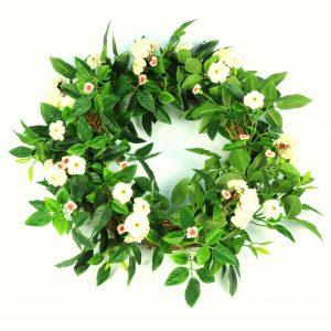 Wreath Cream Rose