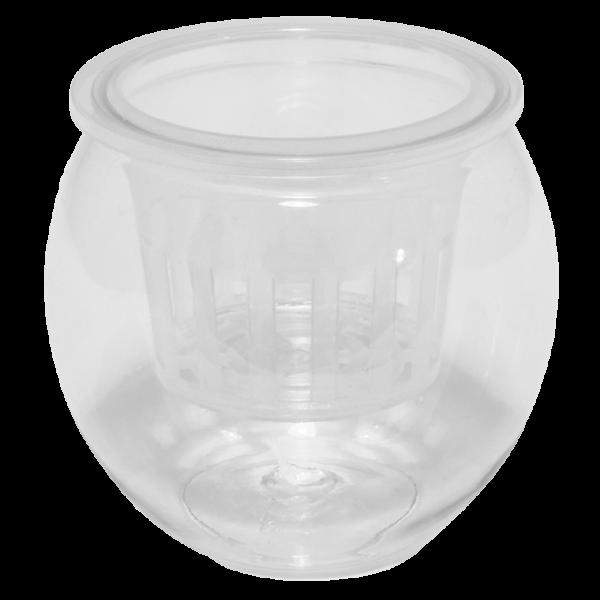 Hydroponic flower pot Small