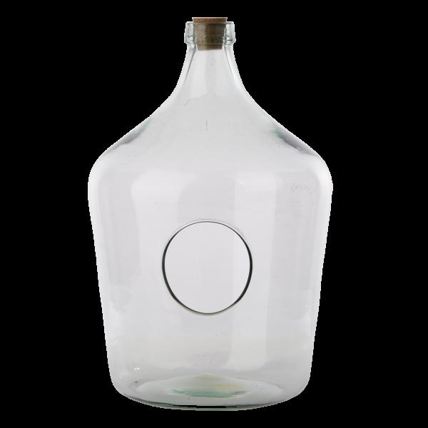 Open terrarium bottle 15 litre