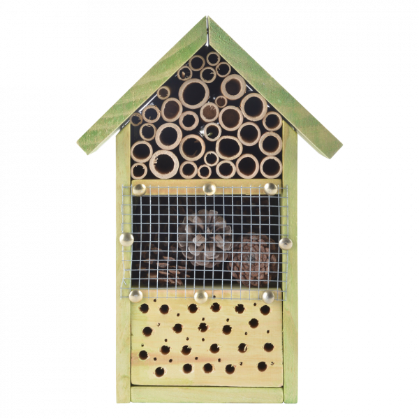 Do it yourself Insect hotel 2