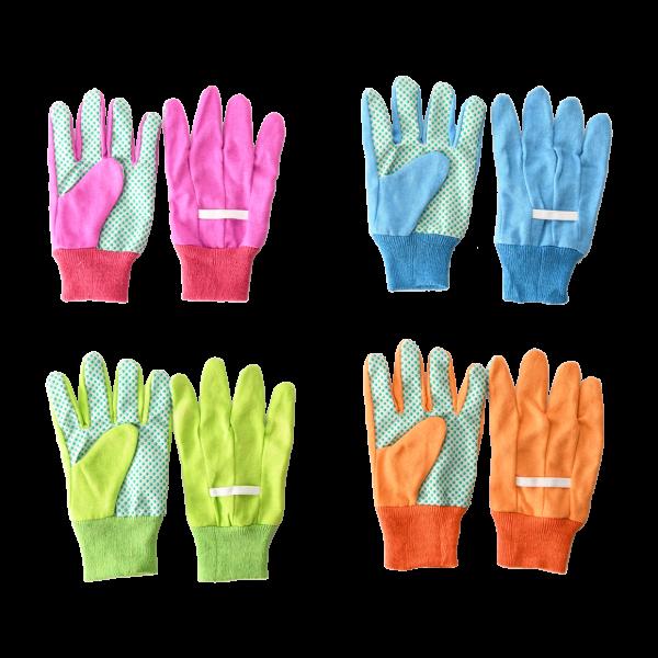 Esschert Design Children's Gloves Assorted Neon