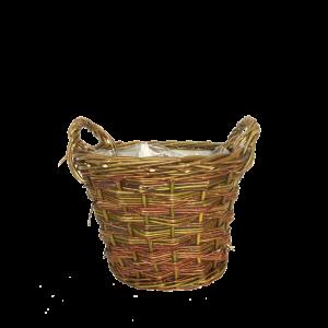 Esschert Design Flower bulb basket S